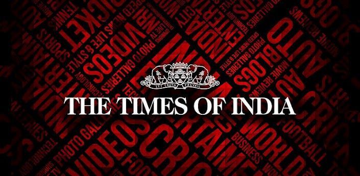 The Times of India, world's largest circulated English language daily broadsheet newspaper founded as The Bombay Times and Journal of Commerce On November 3, 1838