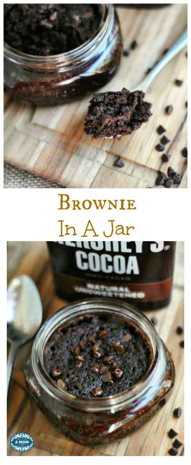 Best 25+ Brownies in a jar ideas on Pinterest | Christmas ...