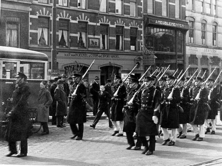 1938. Korps mariniers.