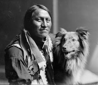 The Karankawa Indians of the Texas gulf coast called the dog a word that translates to kiss. Karankawa means dog lovers or dog raisers.