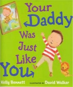 Great book for Father's Day