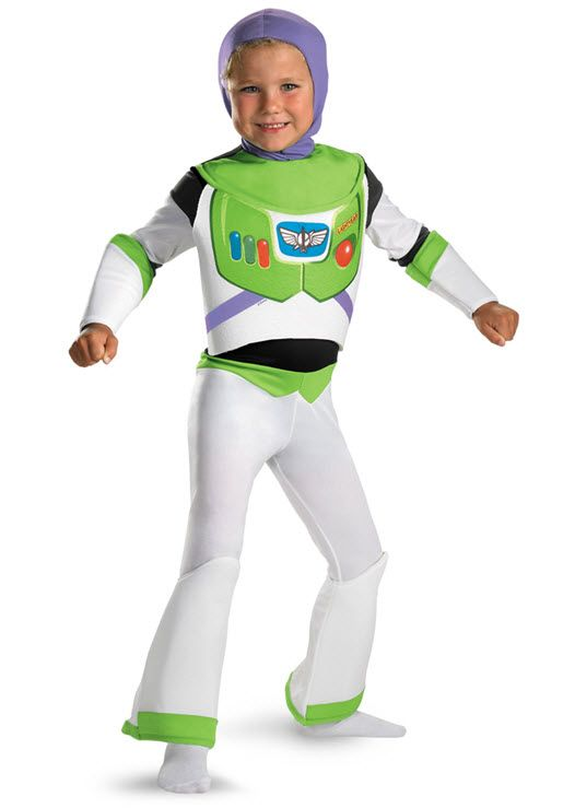 take a look at this white deluxe buzz lightyear dress up set toddler kids by toy story on today - Halloween Costumes For Preschoolers