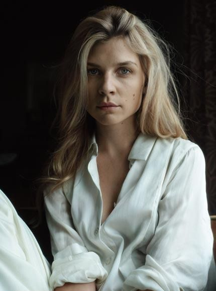 Clemence Poesy - French #beauty #hair                                                                                                                                                                                 More
