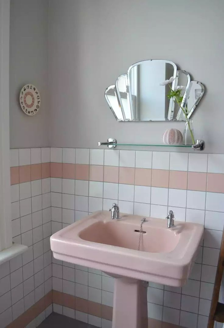 43 best Pink bathroom redo! images on Pinterest ...