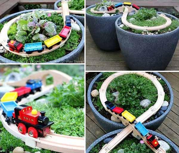 Fun Garden Ideas For Kids