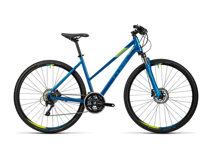 Das neue Cube Cross ist das richtige Rad, um dem Alltag zu entfliehen. Mit 30 Gängen, hydraulische Scheibenbremsen- Funktion und Zuverlässigkeit. Ob Asphalt oder Waldboden, Berge oder Flachland: Das Cross ist bereit! #bikerboarder #cubebikes #fitnessbike