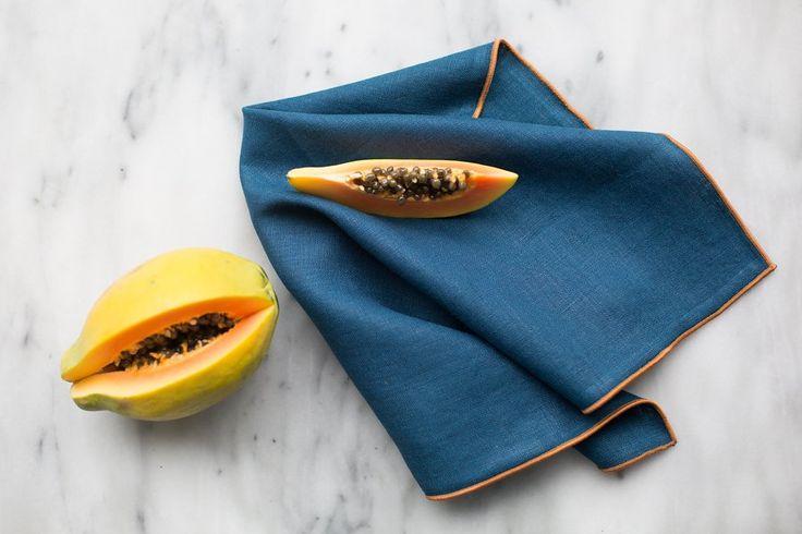 Image of traditional napkins | portland collection