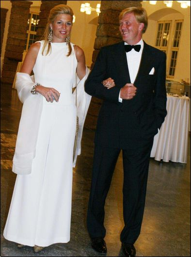 In Salzburg, augustus 2002:
