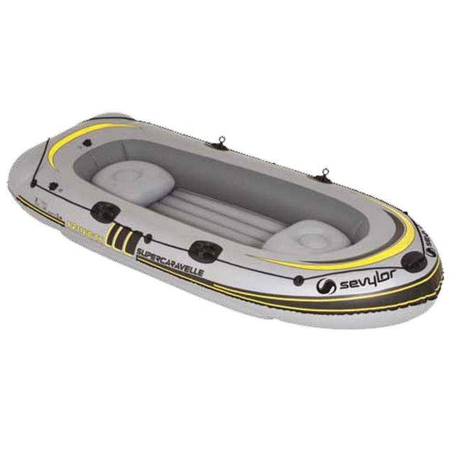 Poze Set barca Super Carravelle gonflabila Sevylor