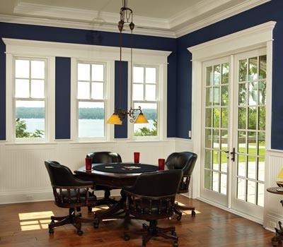 Dining Room Windows