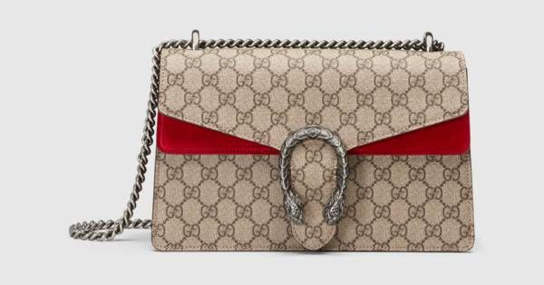 14686bcbfd5b Dionysus small GG shoulder bag - Gucci Women's Shoulder Bags 400249KHNRN8698