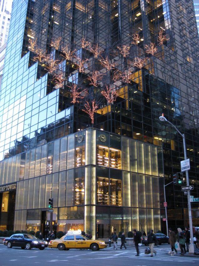 Trump Tower New York | Trump Tower, New York, CitySeeker