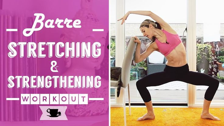 21min Ballet Barre for Stretching and Strengthening | Lazy Dancer Tips
