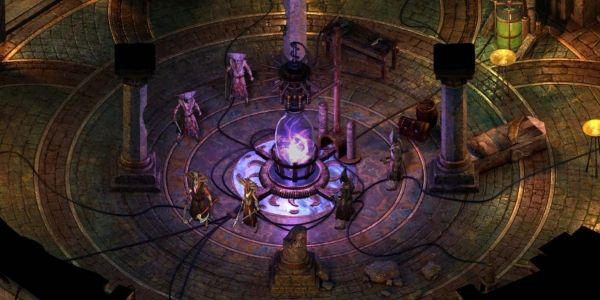 Pillars of Eternity E3 preview Infinity reborn - It's like the Infinity Engine hasn't aged a day. If you were a teeanger 15 years ago, when legendary Infinity Engine games such as Baldur's Gate and Planescape Torment were
