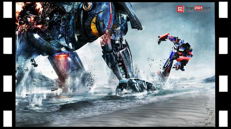 """""""Someone asked Us not to limit our imagination, so this is what we came up with."""" Scene 12 - Optimus Prime vs Gipsy Danger. http://fargo2001.com/hobi-amp-koleksi-312/action-figures-96"""