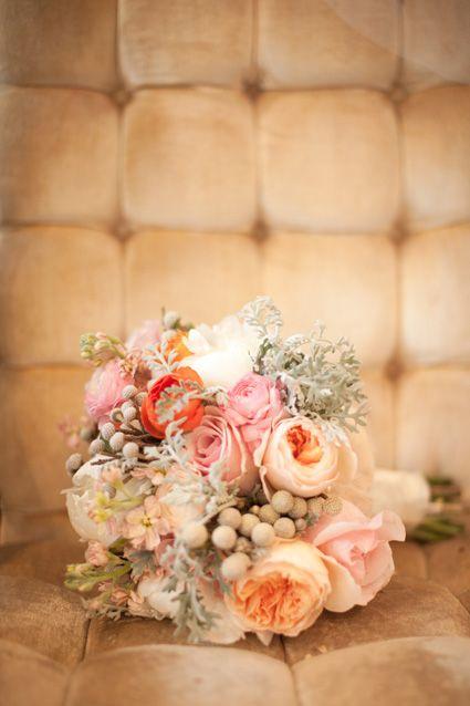 Idées pour votre bouquet de mariée d'hiver