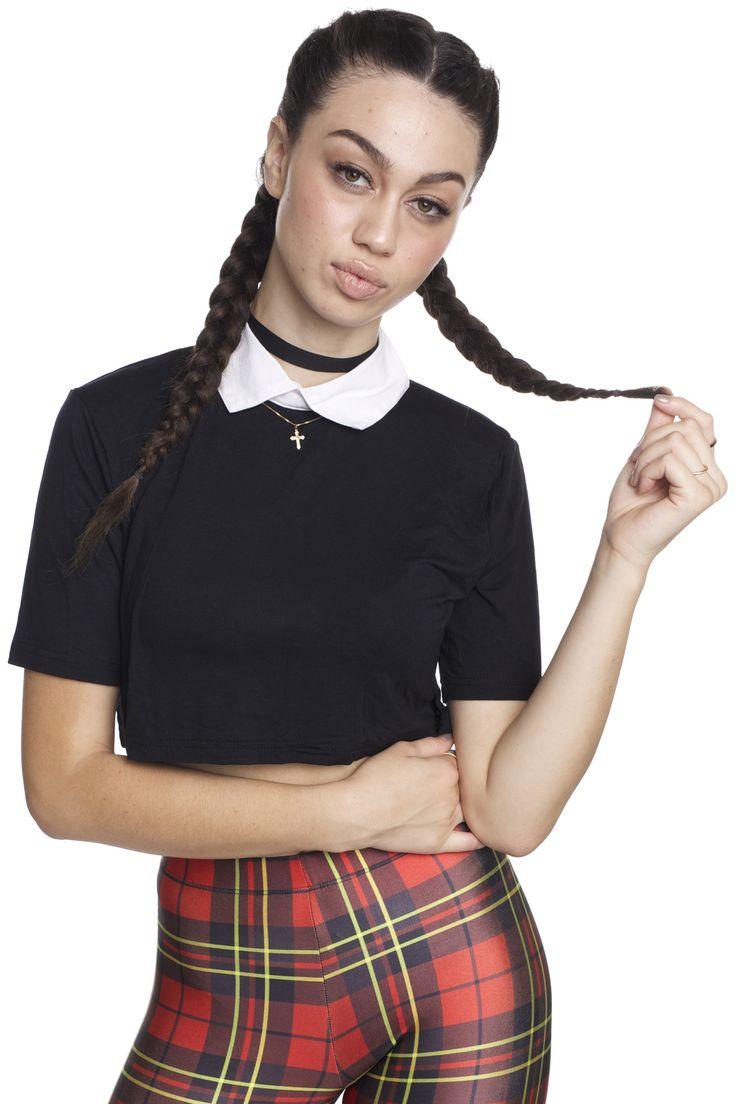 Detention T-Shirt Crop - $55.00 AUD