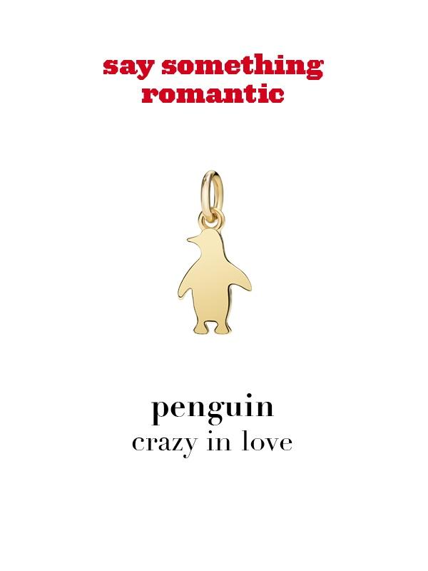 Dodo charm: penguin - crazy in love