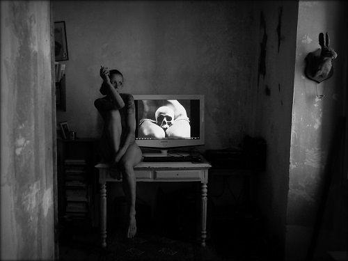 © Veb autoportrait By Véronique Bourgeois