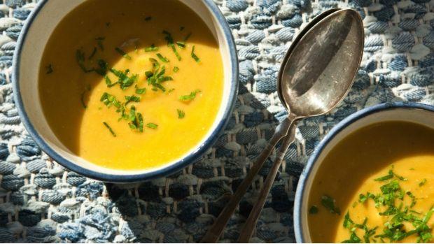Egyptská čočková polévka Foto: