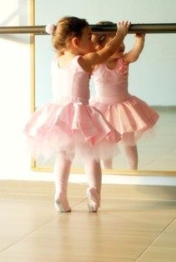 I am picturing my sweet girl in dance class someday. The beauty of being blessed with a girl.