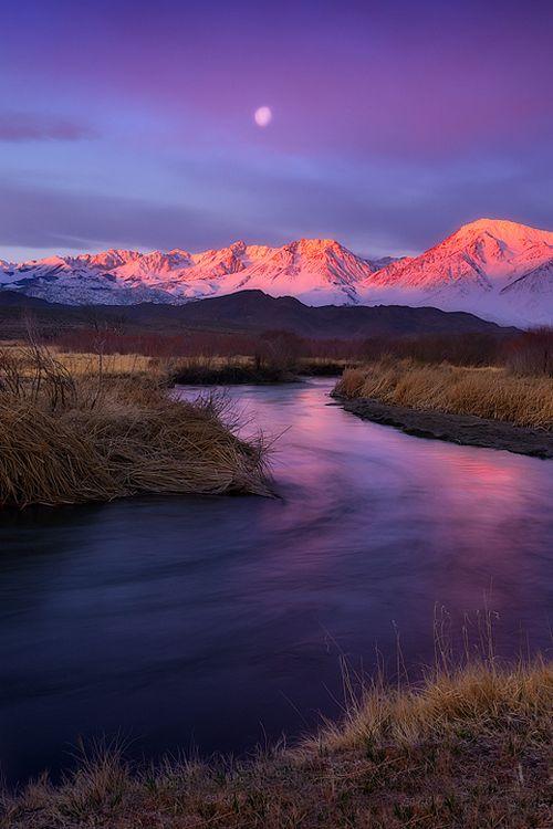 Sierra Sunrise by James Fougere