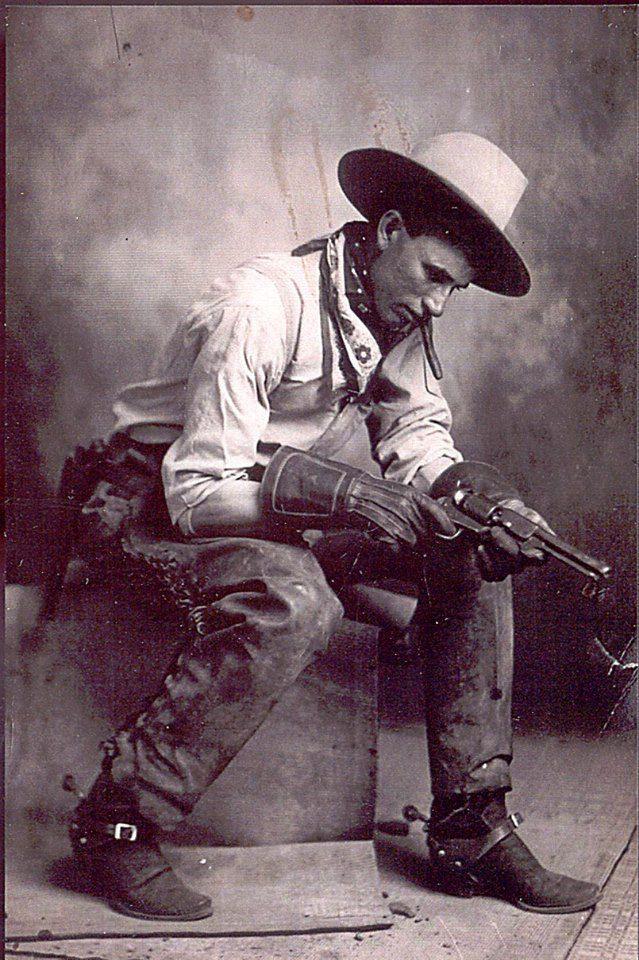 Choctaw Bill, Mora, NM; 1920's.