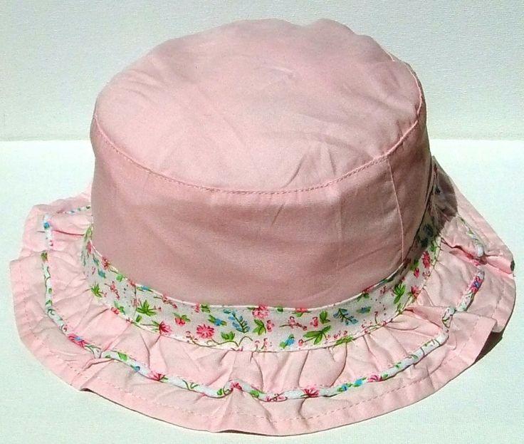Baby Summer Hat only £3.99 from www.kidzownchildrenswear.co.uk
