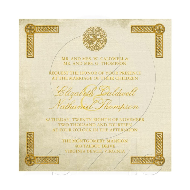 Tree Of Life Invitation Rsvp Celtic Life By: 17 Best Images About Celtic Wedding Invitations I Love :