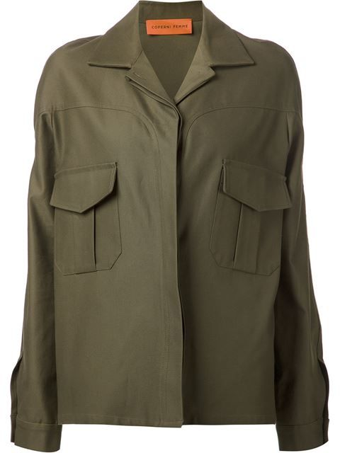 Achetez Coperni Femme veste militaire en The Webster from the world's best independent boutiques at farfetch.com. Shop 300 boutiques at one address.