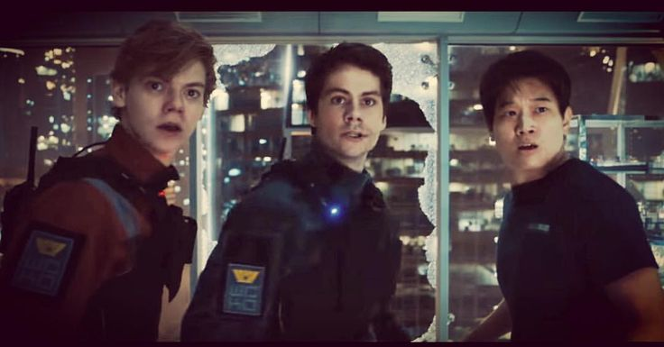 """283 Likes, 2 Comments - Just Jared Jr. (@justjaredjr) on Instagram: """"You NEED to watch this brand new clip from #MazeRunner #DeathCure! #LinkinBio"""""""