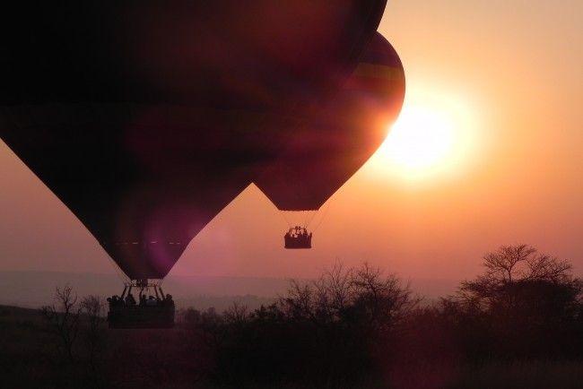 Hot Air Ballooning SA - Hot-Air Ballooning in the Northern Cape, South Africa