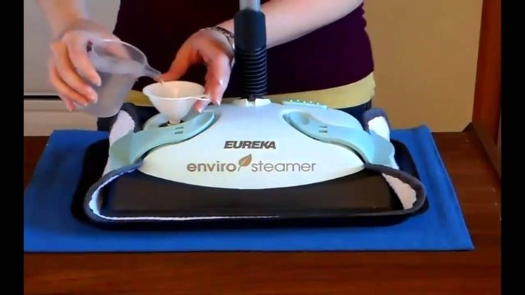 Eureka Enviro Hard Surface Floor Steamer 313a Review
