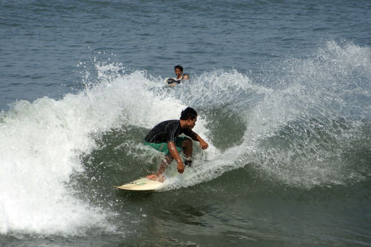 Having beautiful day with surfing in Bali island with the Bali surf guides. http://www.balisurfwaves.com/kuta/