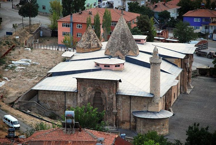 Sivas, Divriği_Great_Mosque_and_Hospital. 1228