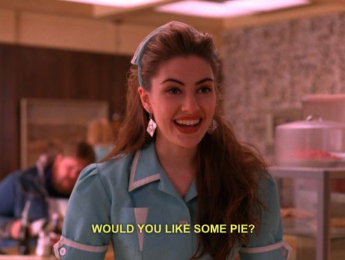 Twin Peaks Pie Quote: 17 Best Images About Twin Peaks On Pinterest