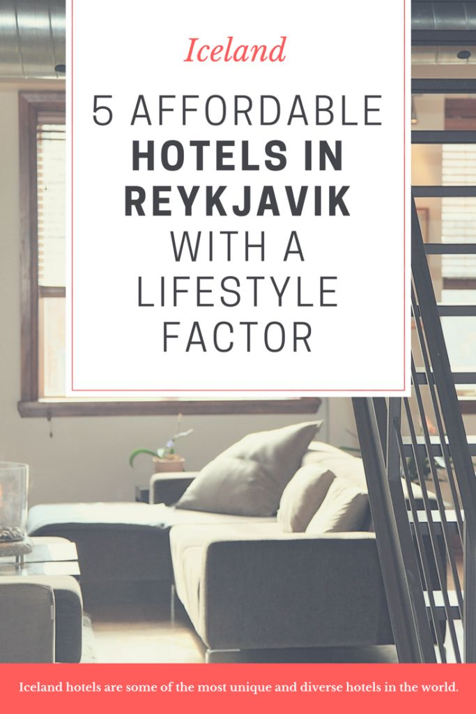 5 Iceland hotels in Reykjavik with a lifestyle factor. Full of community spirit and socialising around a single focus - adventure. #Iceland #Hotels #Reykjavik #unique #lifestyle #hotel #hostel #hostels #community #adventure #ecofriendly #designer