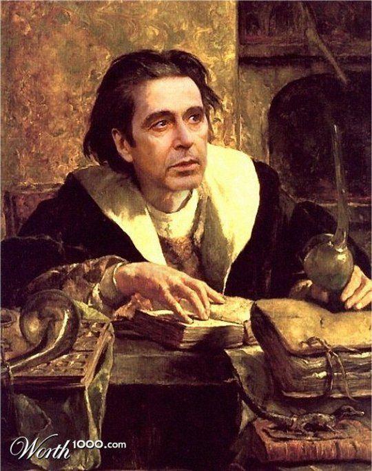 Worth1000.com Celebrities in Paintings | Celebrities in the Renaissance
