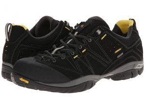 Asolo Agent GV MM (Nero) Men's Shoes