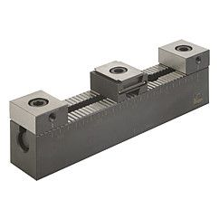 Système de serrage multiple butées et mors durs - Multi clamping system hard stops - 04528