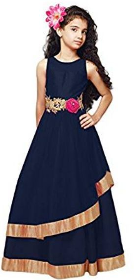 Latest Indian Dress For Kids Girls