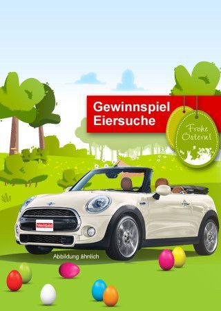 Oster-Gewinnspiel - gleich mitmachen bei Weltbild.de!