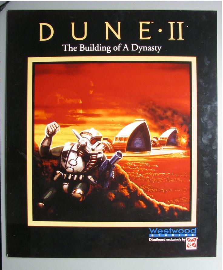 rts: Dune 2