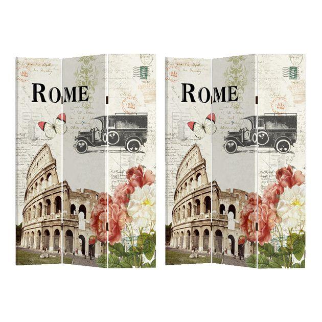 Παραβάν Rome,  Τιμή: €76,00 , http://www.lovedeco.gr/p.Paravan-Rome.845068.html