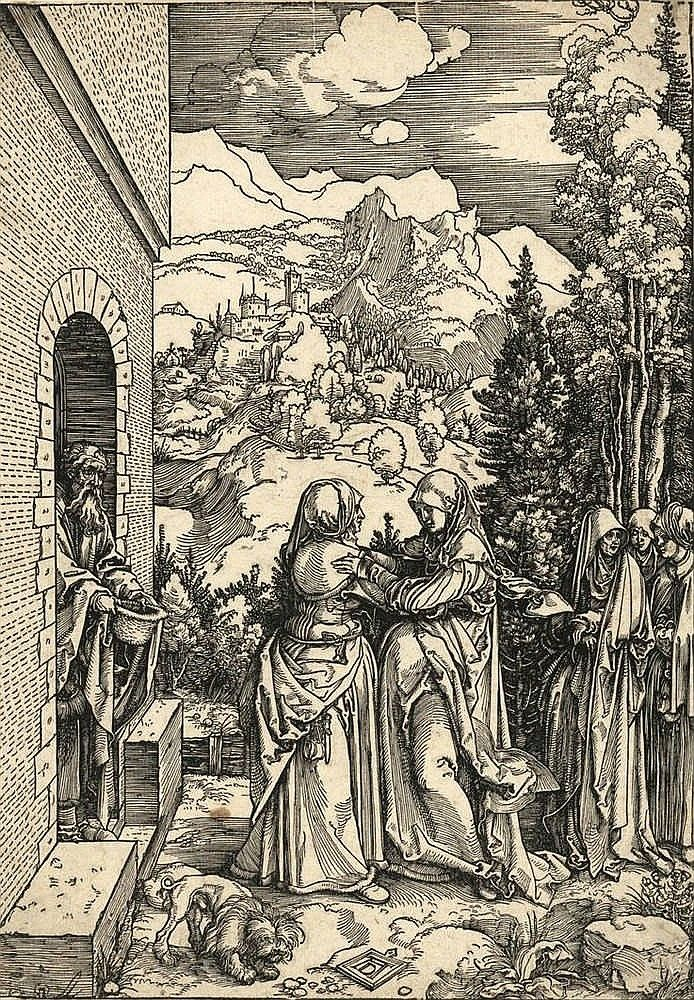 Buy online, view images and see past prices for Dürer, A. (1471-1528). Die Heimsuchung. Woodcut from the Marienleben, 29,7x. Invaluable is the world's largest marketplace for art, antiques, and collectibles.