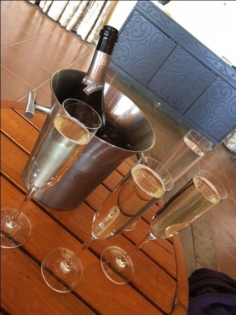 Terranea Resort - Viewing party #etalkRedCarpet