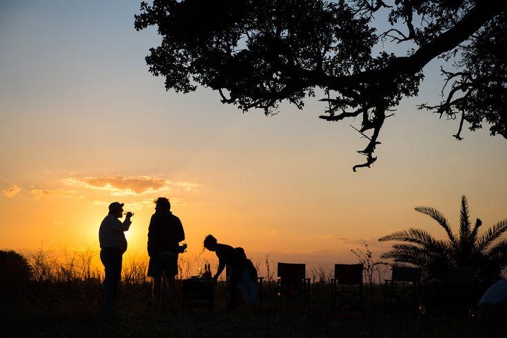 An African safari is good for the soul! #busanga #mukambi