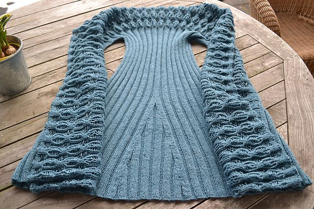 """Ravelry: Project Gallery for Jiffy """"Håndevending"""" pattern by Bente Geil"""