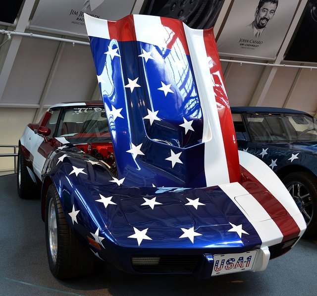 1977 Corvette by scott597, via Flickr