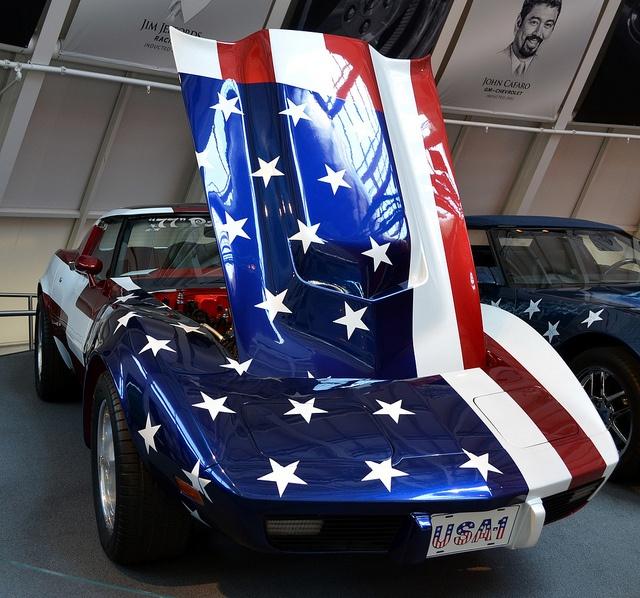 1977 Corvette by scott597, via Flickr